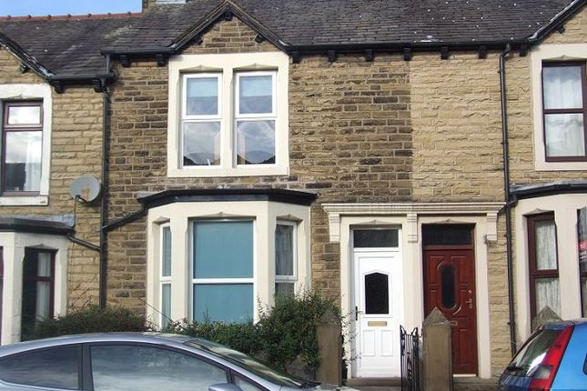 Thumbnail Terraced house to rent in Coulston Road, Lancaster