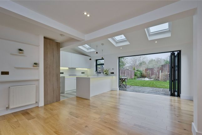 Kitchen/Dining of The Roundway, Claygate, Esher, Surrey KT10