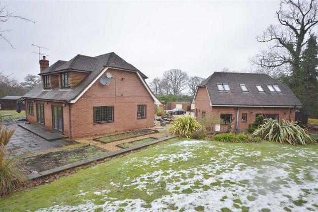 Thumbnail Land for sale in Gardeners Hill Road, Lower Bourne, Farnham