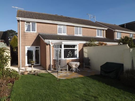 Thumbnail Semi-detached house for sale in Torpoint, Cornwall, Uk