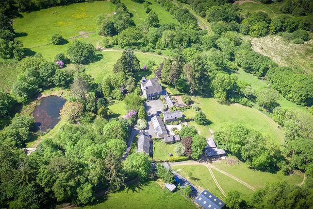 Thumbnail Country house for sale in Ffestiniog, Blaenau Ffestiniog, Gwynedd