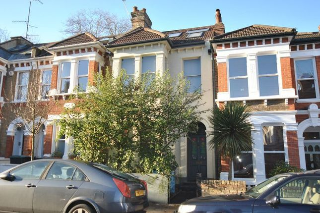 Thumbnail Terraced house for sale in Edison Road, Crouch End