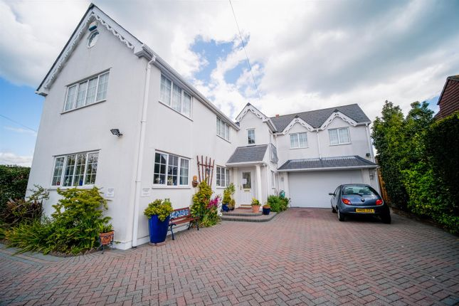 Thumbnail Detached house for sale in Havant Road, Hayling Island, Portsmouth
