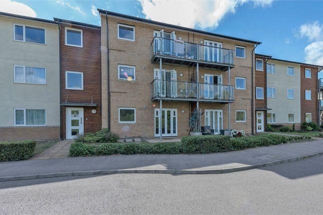 Thumbnail 2 bed flat for sale in Pye Bridge End, Broughton, Milton Keynes, Buckinghamshire