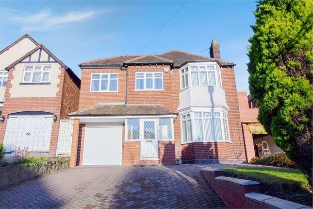 Thumbnail Detached house for sale in Barrows Lane, Birmingham, West Midlands