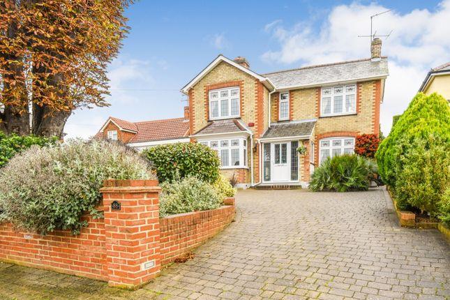 Thumbnail Detached house for sale in Sheering Lower Road, Sawbridgeworth
