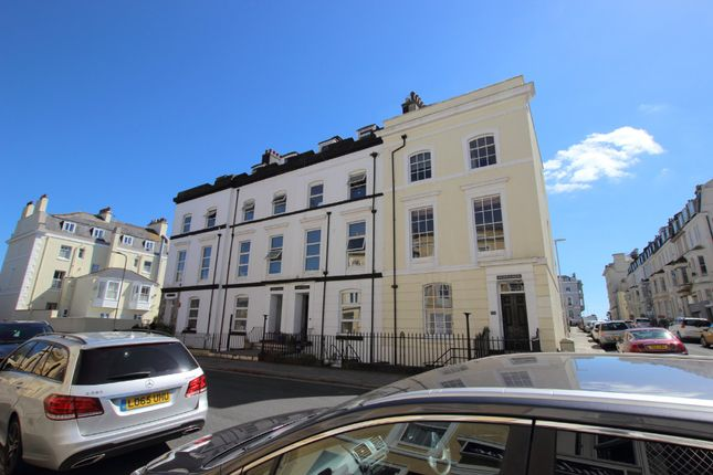 Thumbnail Flat to rent in Citadel Road, Plymouth
