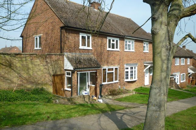 Thumbnail Property to rent in Red House Close, Ware