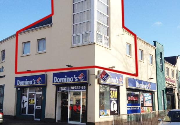 Thumbnail Office for sale in New Row, Coleraine, County Londonderry