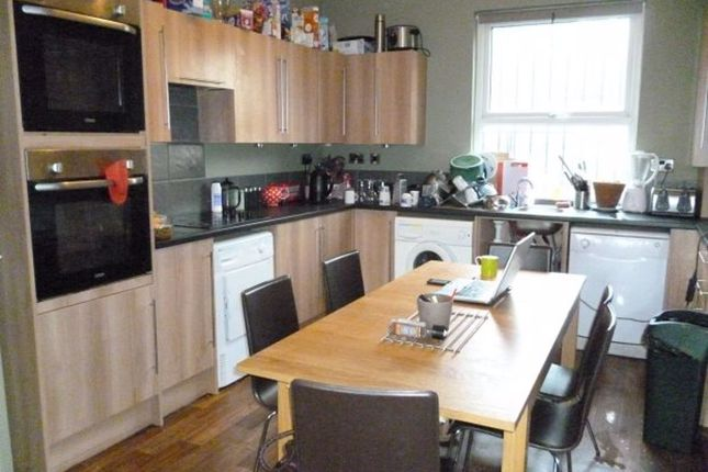 Thumbnail Terraced house to rent in Providence Avenue, Leeds