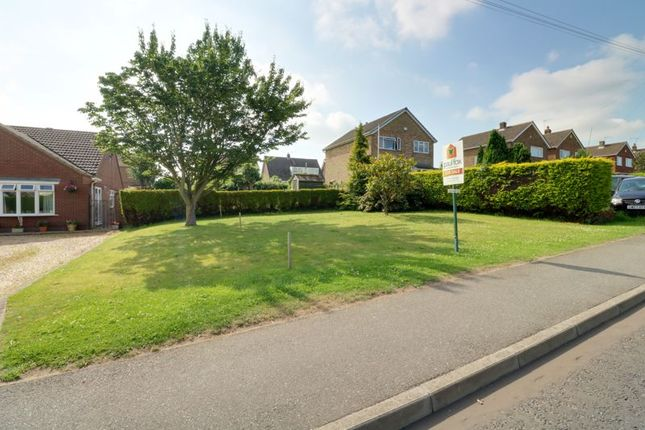 Thumbnail Land for sale in Gainsborough Road, Scotter, Gainsborough