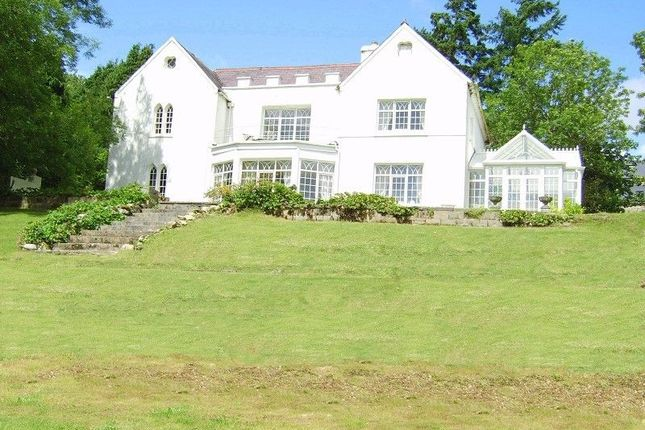 Thumbnail Land for sale in Cefn Cethin Mansion Ffairfach, Llandeilo, Carmarthenshire.