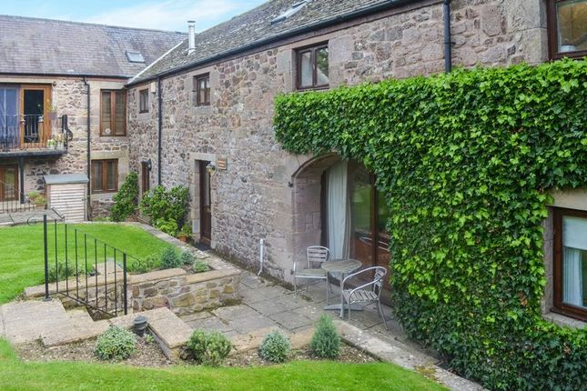 Thumbnail Barn conversion for sale in Milfield, Wooler