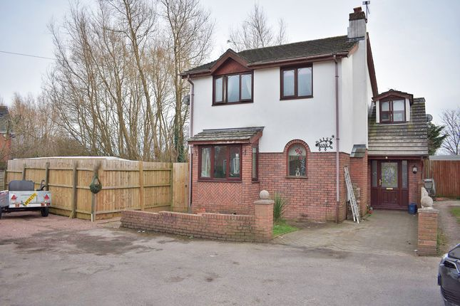 Thumbnail Detached house for sale in Manor Court, Rogiet