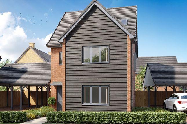 "Thumbnail Detached house for sale in ""The Godinton"" at Finn Farm Road, Kingsnorth, Ashford"