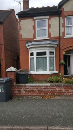Thumbnail Semi-detached house to rent in Jeffcock Road, Wolverhampton