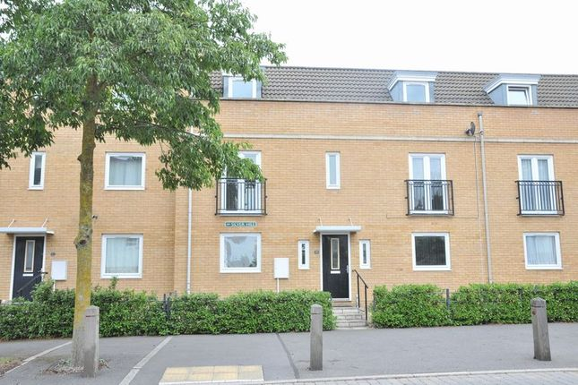 Thumbnail Property to rent in Silver Hill, Hampton Hargate, Peterborough