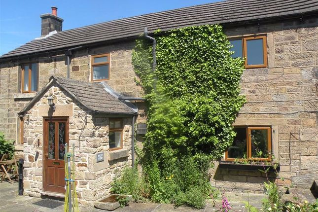 Thumbnail 2 bed cottage for sale in West View, Thatchers Lane, Tansley Matlock, Derbyshire