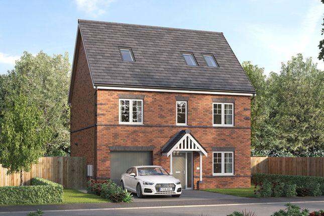 4 bed property for sale in Church Lane, Micklefield, Leeds LS25