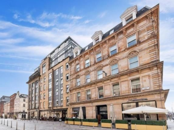 1 bedroom flat for sale in Hutcheson Street, Merchant City, Glasgow, Lanarkshire