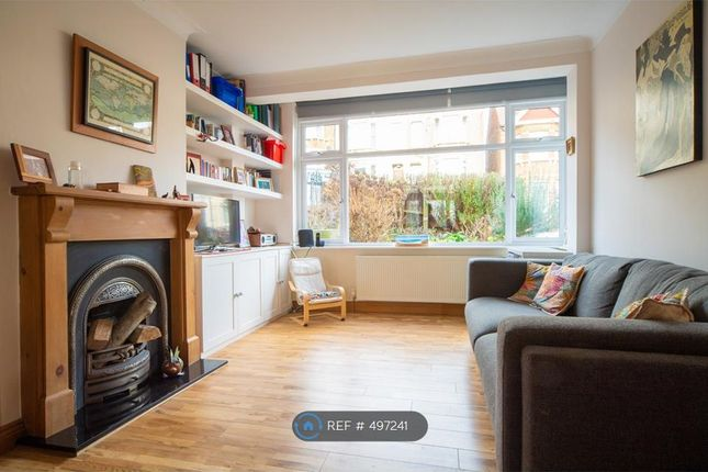 Thumbnail End terrace house to rent in St. Mary's Road, London