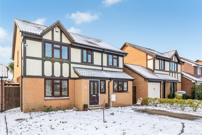 Thumbnail Detached house for sale in Beckford Drive, Petts Wood, Kent