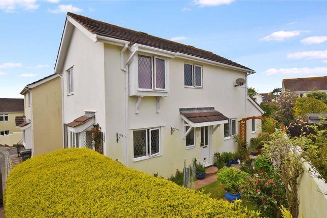 3 bed detached house for sale in Hound Tor Close, Hookhills, Paignton, Devon