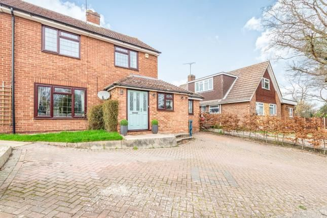 Thumbnail Detached house for sale in Blackwater, Camberley, Frogmore Park Drive
