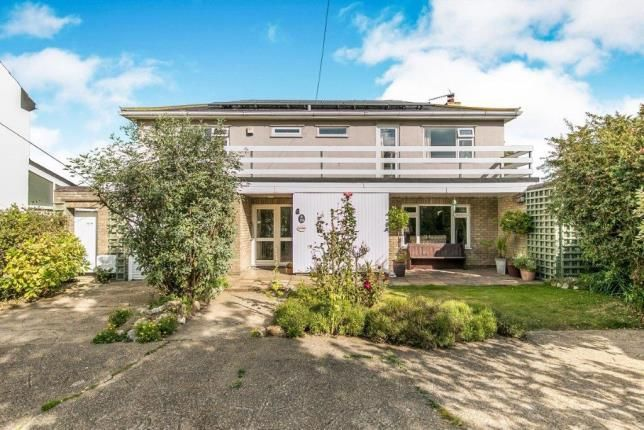 Thumbnail Detached house for sale in Percival Road, Walton On The Naze