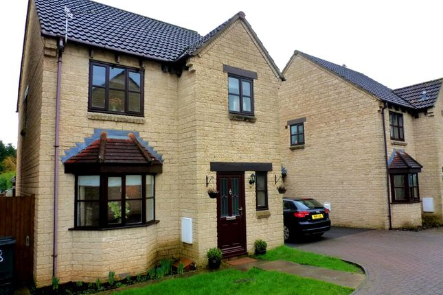 Thumbnail Link-detached house for sale in Atworth Court, Atworth, Melksham
