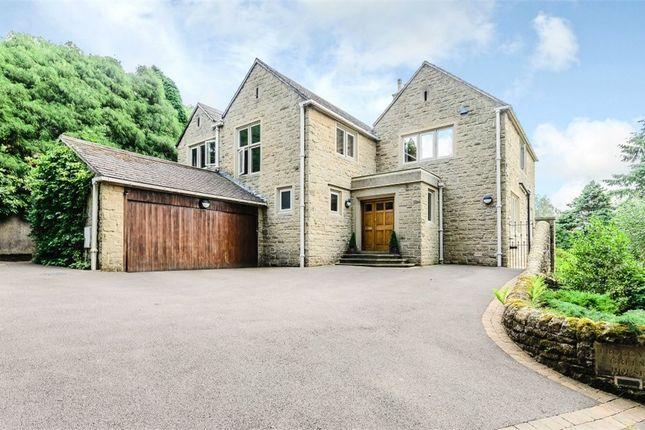 Thumbnail Detached house for sale in Moorlands Lane, Froggatt, Calver, Hope Valley, Derbyshire