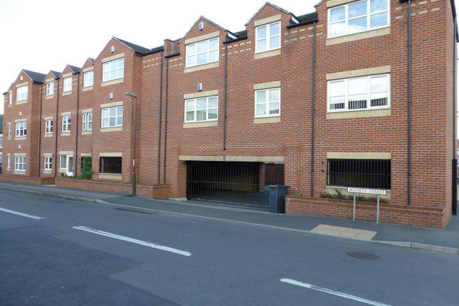 Thumbnail Flat to rent in Flat 12, Camnish House, Bennett Street, Sandiacre, Nottingham