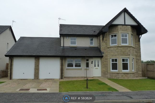 Thumbnail Detached house to rent in Fleurs Park, Stirling