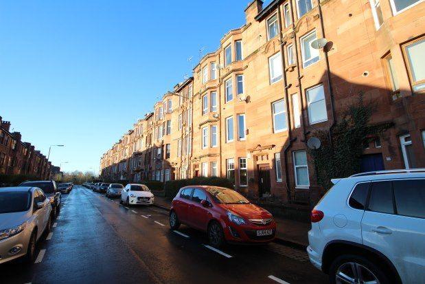 Thumbnail Flat to rent in Garry Street, Glasgow