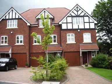 Thumbnail Semi-detached house to rent in 9 Lapwing Rise, Heswall, Wirral