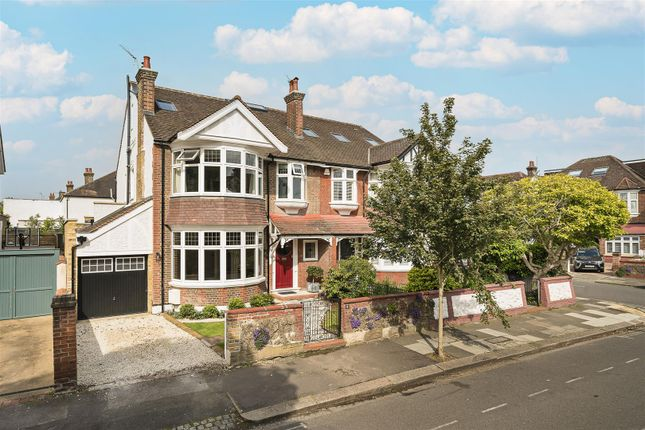Thumbnail Semi-detached house for sale in Carbery Avenue, London