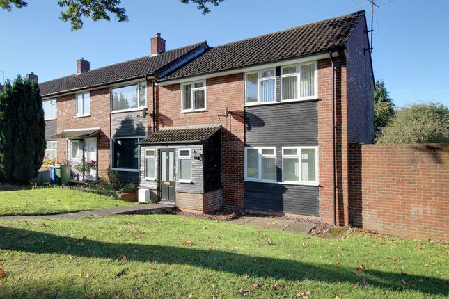 Thumbnail End terrace house to rent in Kennel Lane, Bracknell