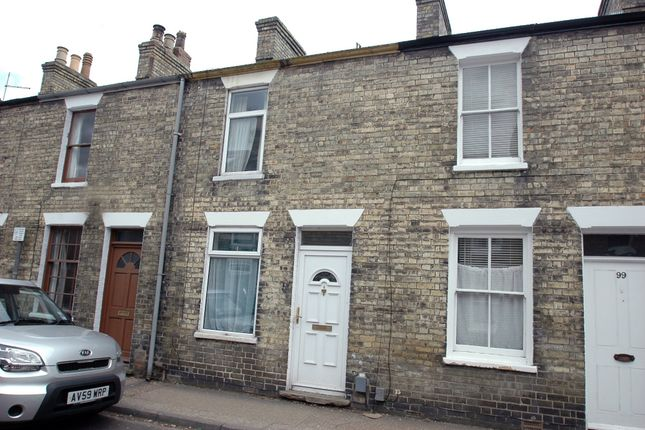 Thumbnail Terraced house to rent in Norfolk Street, Cambridge