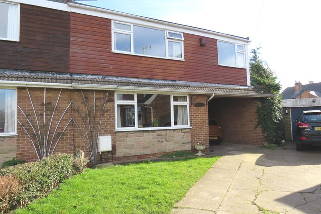 4 bed semi-detached house for sale in Allestree Close, Alvaston, Derby DE24