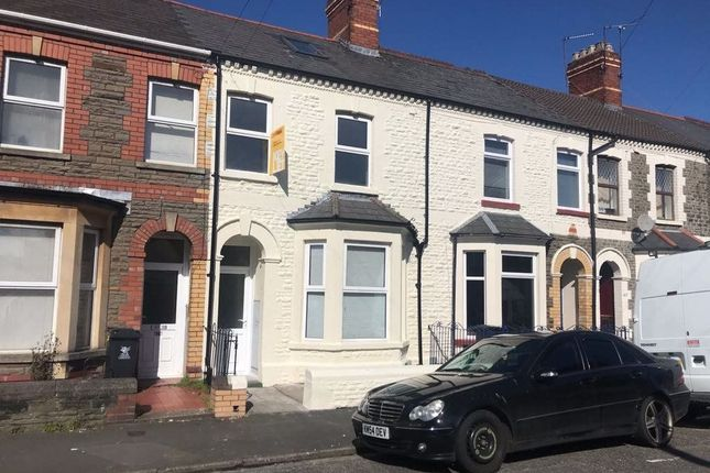 Thumbnail Property to rent in Moy Road, Roath, (6 Bed)