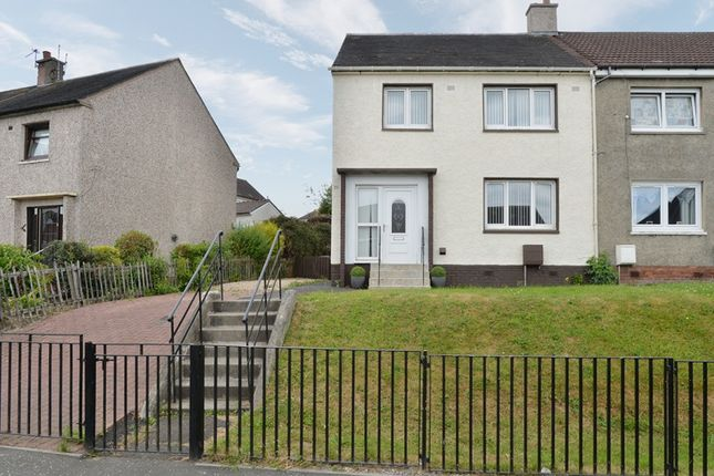 Thumbnail Property for sale in Park Road, Calderbank, Airdrie