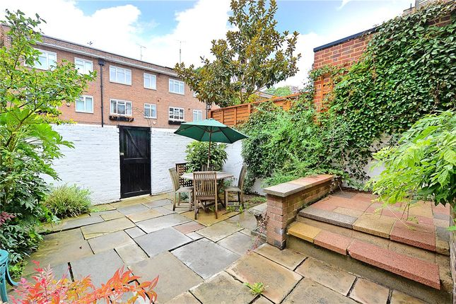 4 bed terraced house for sale in Phillimore Gardens, And Garage 42, Kensington, London