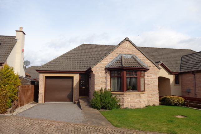 Thumbnail Link-detached house for sale in 10 Invererne Gardens, Forres