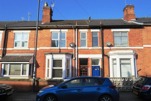 Thumbnail Terraced house to rent in Cowley Street, Derby