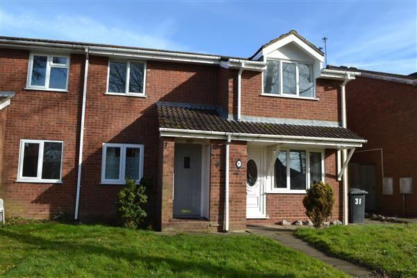 Thumbnail Flat to rent in Ryhope Walk, Wolverhampton