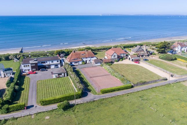 Thumbnail Detached house for sale in East Strand, West Wittering