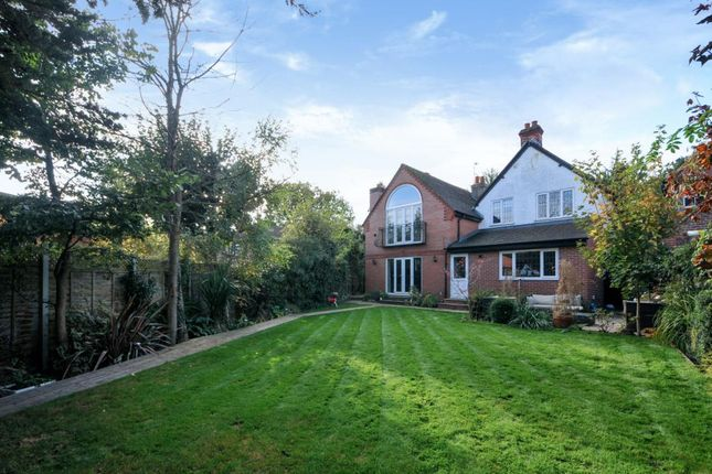 Thumbnail Detached house for sale in Old Woosehill Lane, Wokingham