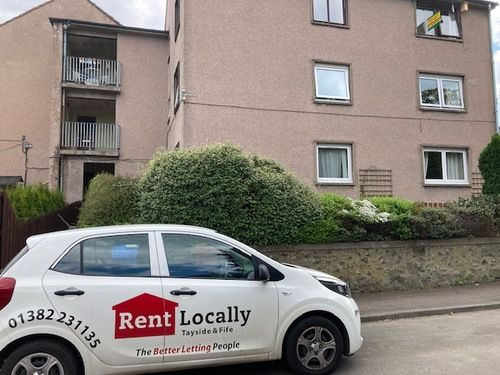 2 bed flat to rent in Seacraig Court, Newport-On-Tay DD6
