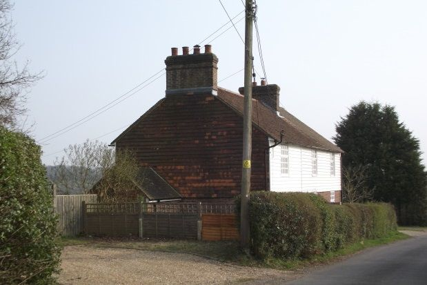 Thumbnail Property to rent in Rosers Common, Buxted, Uckfield