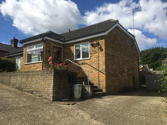 Thumbnail Bungalow for sale in Admiralty Road, Upnor, Rochester, Kent